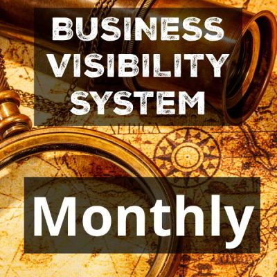 Business Visibility System Monthly