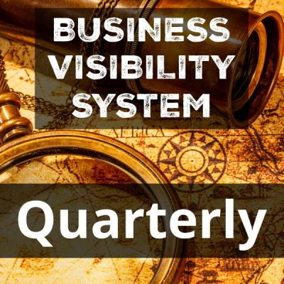 Business Visibility System Quarterly